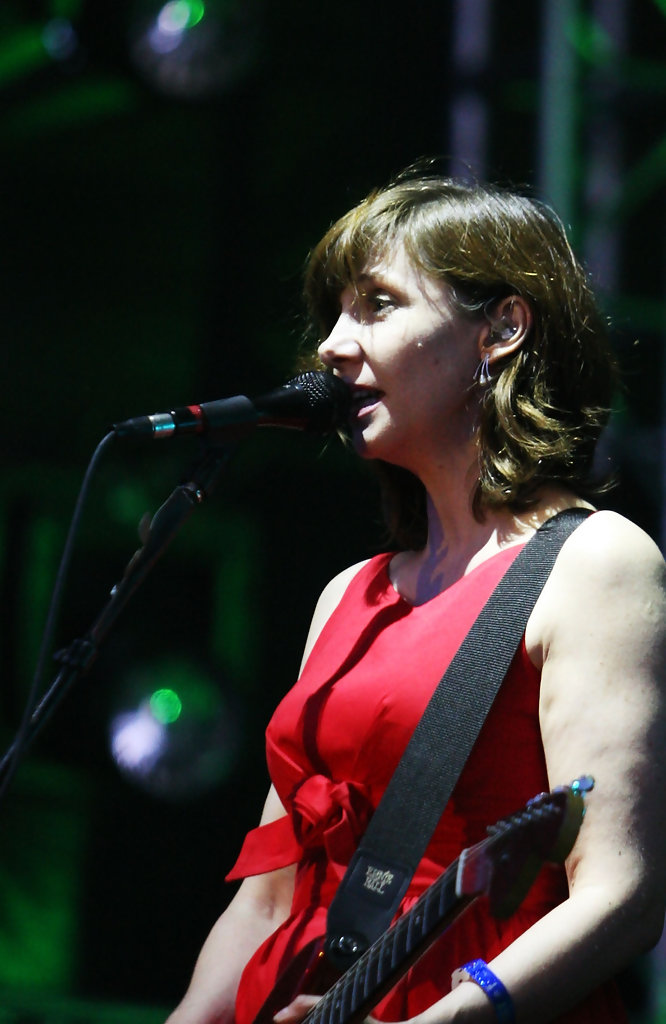 Bilinda Butcher In 2009 All Points West Music Amp Arts