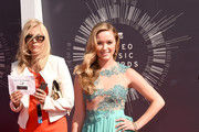 Actress Greer Grammer attends the 2014 MTV Video Music Awards at The Forum on August 24, 2014 in Inglewood, California.