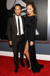 Pictures: Chrissy Teigen Heats Up the Grammys with Fiance ...