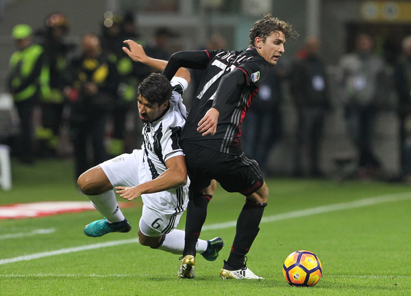 Image result for ac milan locatelli v juventus