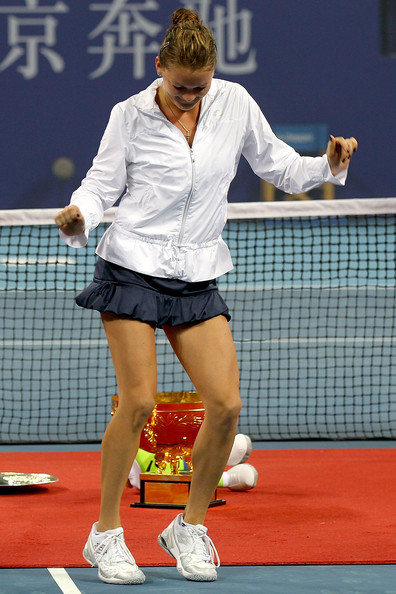 Agnieszka Radwanska - 2011 China Open - Day 9