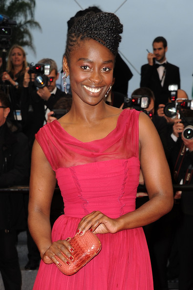 "Aissa Maiga - ""Amour"" Premiere - 65th Annual Cannes Film Festival"