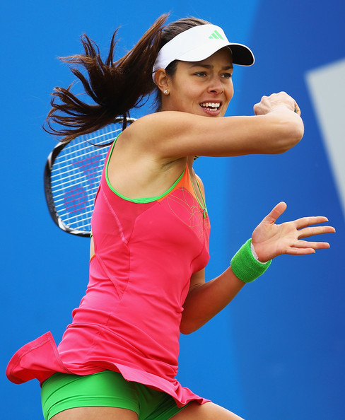 Ana Ivanovic - AEGON Classic - Day Six