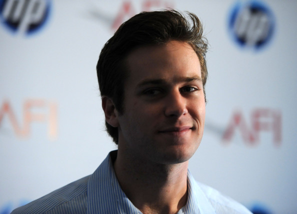 Armie Hammer - Eleventh Annual AFI Awards - Red Carpet