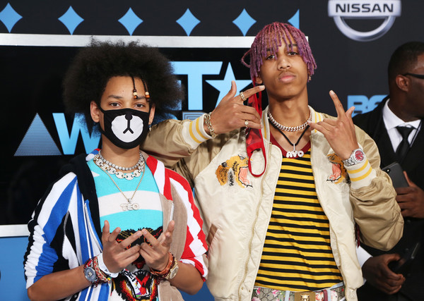 Image result for ayo and teo 2017 bet awards