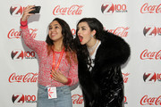 Charli XCX meets fans at Z100 & Coca-Cola All Access Lounge at Z100's Jingle Ball 2014 pre-show at Hammerstein Ballroom on December 12, 2014 in New York City.