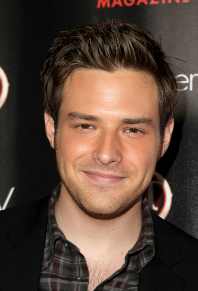 """Ben Rappaport Ben Rappaport arrives at TV Guide Magazine's """"2010 Hot List"""" Party on November 8, 2010 in Hollywood, California."""