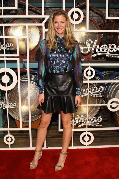 Brooklyn Decker - Hailee Steinfeld, DJ Alexandra Richards And More Celebrate The Fall Installment Of The Shops At Target