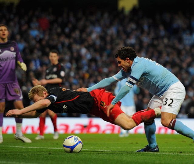 Manchester City V Reading Fa Cup 6th Round