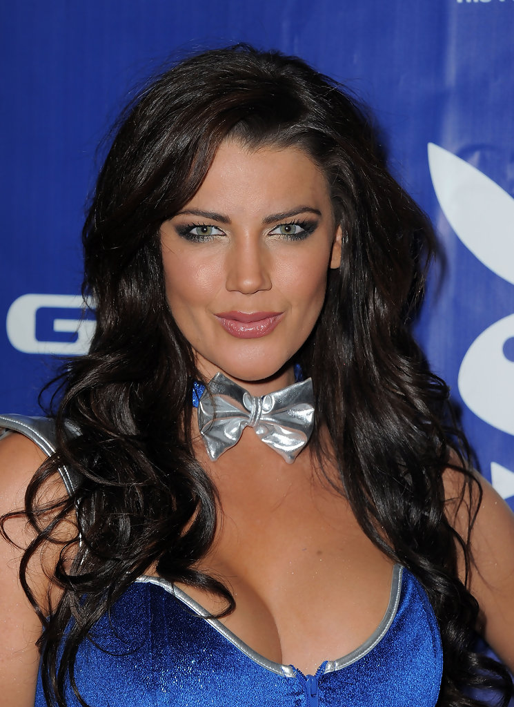 Crystal McCahill in Bud Light Hotel Hosts The Playboy