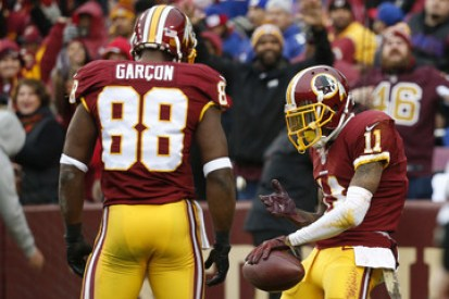 Who Stays, Who Goes: Redskins Offense 2016