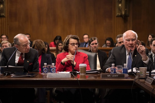 Image result for photos of senators on judiciary committee