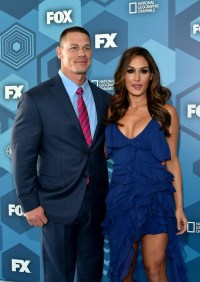 Nikki Bella Photos Photos - FOX 2016 Upfront - Red Carpet ...