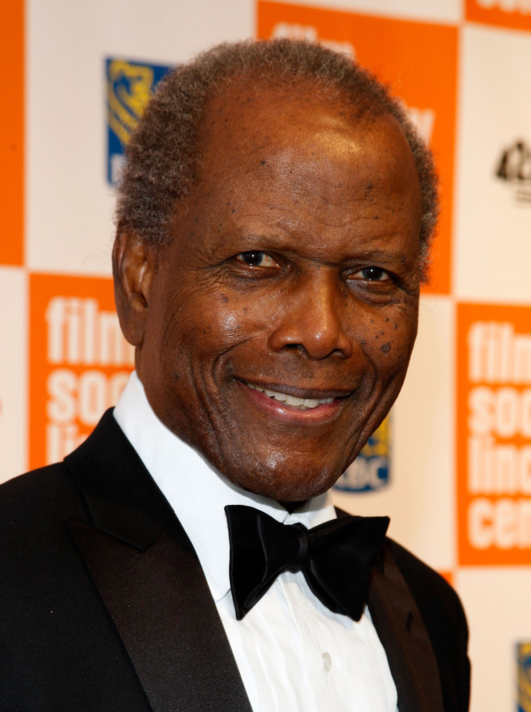 Sidney Poitier in The Film Society Of Lincoln Center Presents The 38th Annual Chaplin Award Honoring Sidney Poitier - Arrivals 1 of 4 - Zimbio