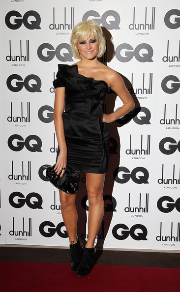 Singer Pixie Lott attends the GQ Men Of The Year Awards at The Royal Opera House on September 6, 2011 in London, England.