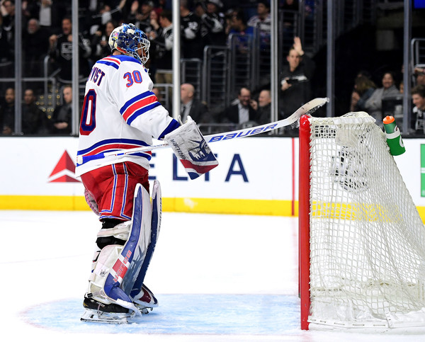 Henrik Lundqvist Deserves Very Little Blame For What Is Going On