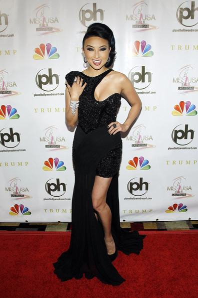 Jeannie Mai - 2012 Miss USA Competition - Arrivals