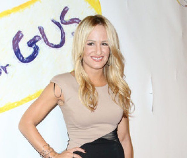 Jenn Brown Arrivals At The Stand Up For Gus Benefit