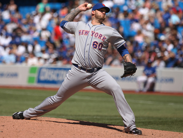 Jon Rauch - New York Mets v Toronto Blue Jays
