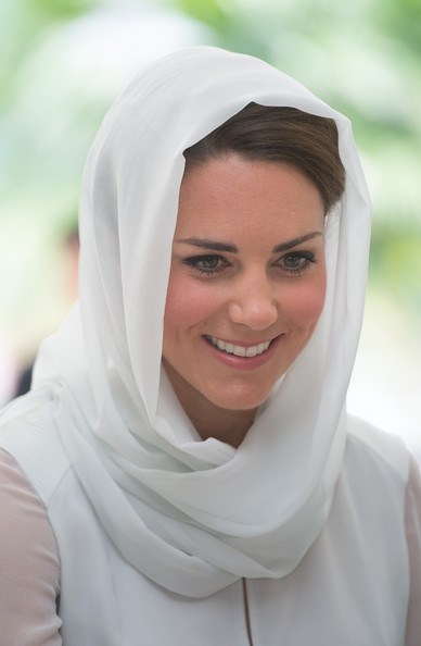 Kate Middleton - The Duke And Duchess Of Cambridge Diamond Jubilee Tour - Day 4
