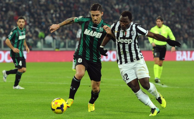 Sassuolo V Juventus Watch Live Stream Of The Serie