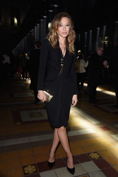Laura Smet Pictures Front Row At Lanvin Zimbio