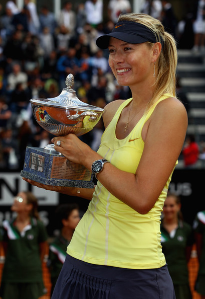 Maria Sharapova - The Internazionali BNL d'Italia 2011 - Day Eight