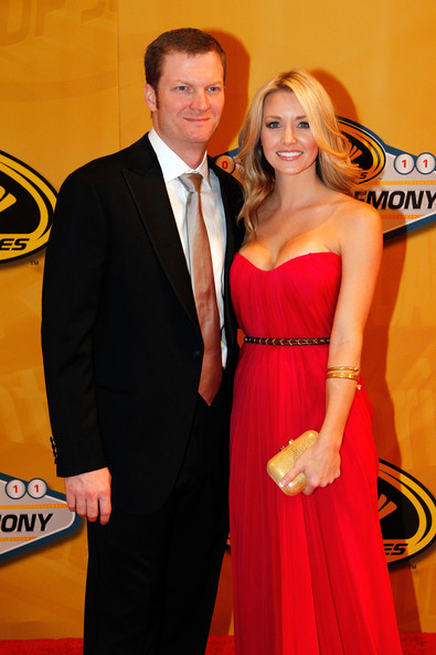 Amy Reimann Goes Public with Dale Earnhardt, Jr.: Pictures - Amy Reimann - Zimbio