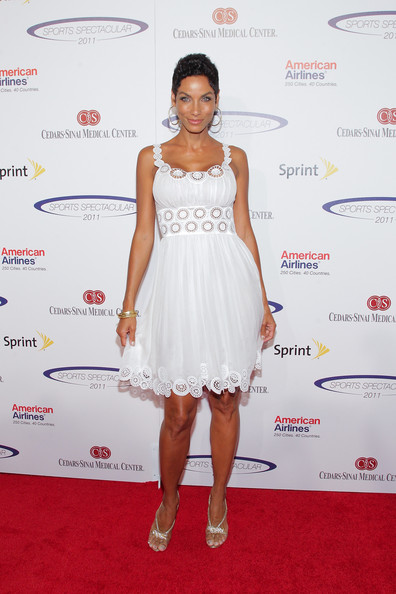 Nicole Murphy - Arrivals at the 26th Anniversary Sports Spectacular Benefiting Cedars-Sinai Medical Center in LA