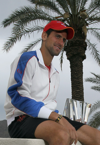 Novak Djokovic - BNP Paribas Open