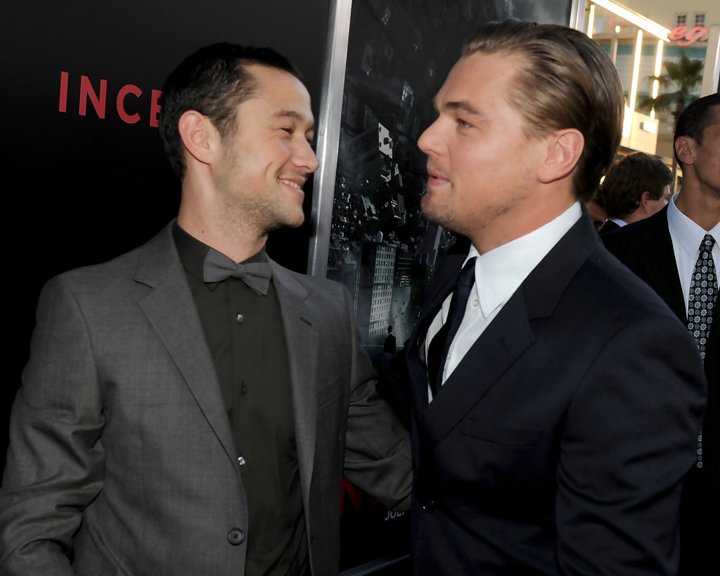 Leonardo DiCaprio and Joseph GordonLevitt Photos Photos