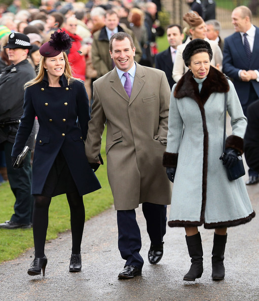 Image result for princess anne family