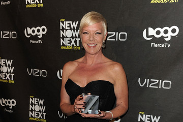 """Tabatha Coffey Logo's """"NewNowNext Awards"""" 2011 - Backstage And Audience"""