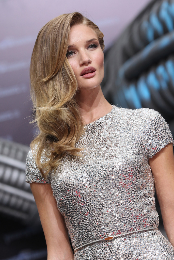 Rosie Huntington Whiteley In Quot Transformers 3 Quot Germany
