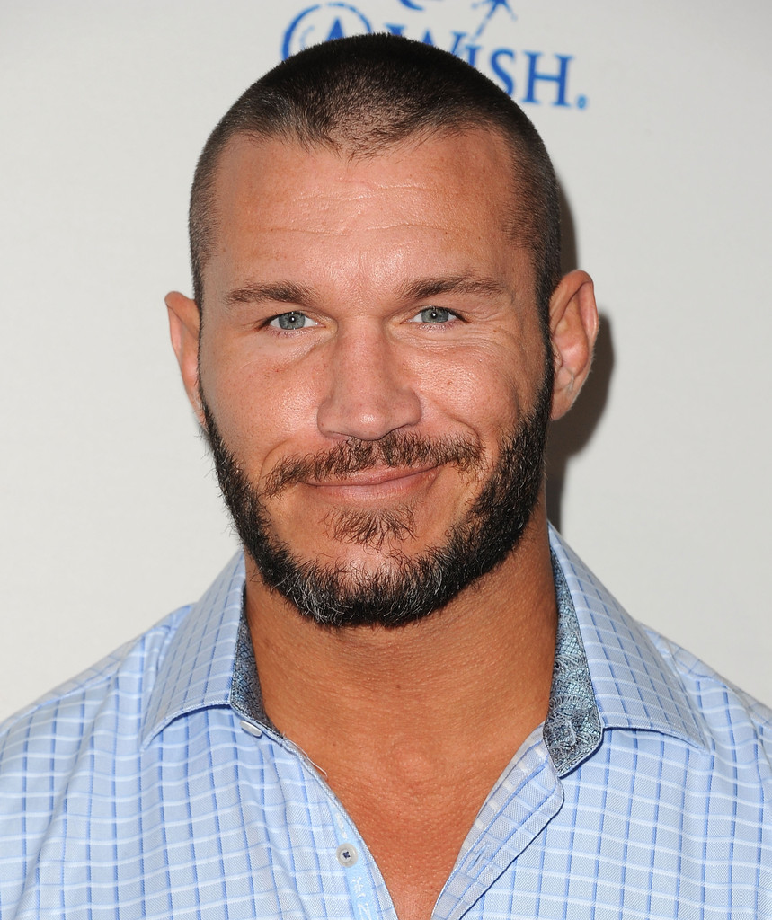 Randy Orton Photos Photos Arrivals At WWEs Superstars