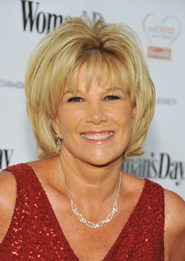 Joan Lunden Photos Photos Womans Day 8th Annual Red