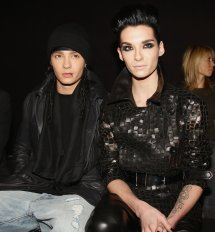 Bill Kaulitz And Tom - Zegna