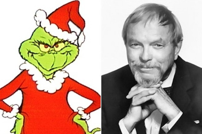 Image result for chuck jones with the grinch