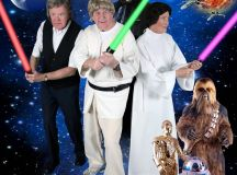 A Retirement Home in England Reproduced Movie Posters for an Awesome New Calendar - Beyond the ...