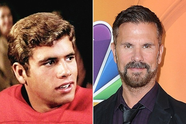 Tom Chisum Lorenzo Lamas  Then and Now The Cast of