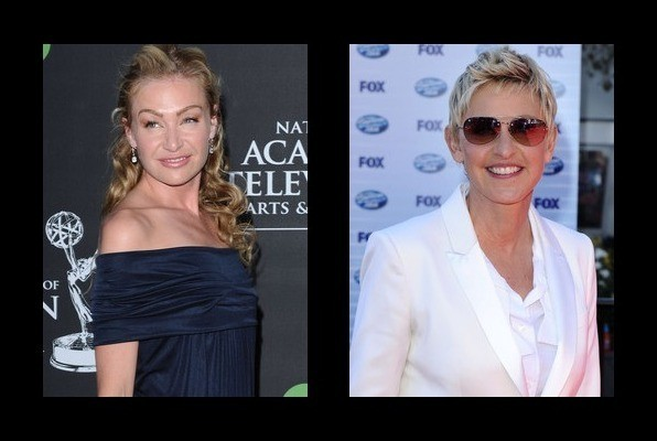 Portia De Rossi Is Married To Ellen DeGeneres