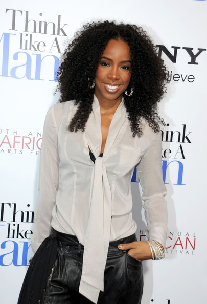 Kelly Rowland - Serena Williams at the 'Think like A Man' Premiere in Hollywood