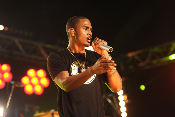 Image result for trey songz live