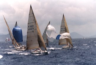 Kenwood Cup Yacht Race 1996