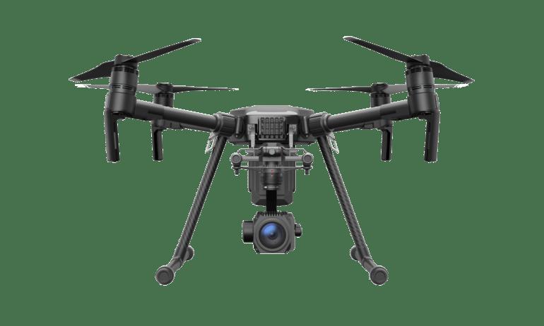 DJI Introduces M200 Series Drones Built For Enterprise