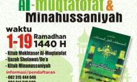Ramadhan: Rijalul Ansor Mangkubumi akan Membumikan Kitab al-Muqtathofat