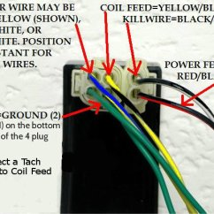 Gy6 150 Wiring Diagram For Ceiling Fan With Light My Cdi Has Both Dc And Ac Wires Connected. Why ? | It Is The Ride