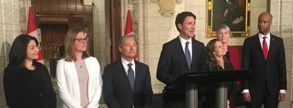Nouveaux ministres