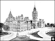 The Constitution and Government of Canada, 1914