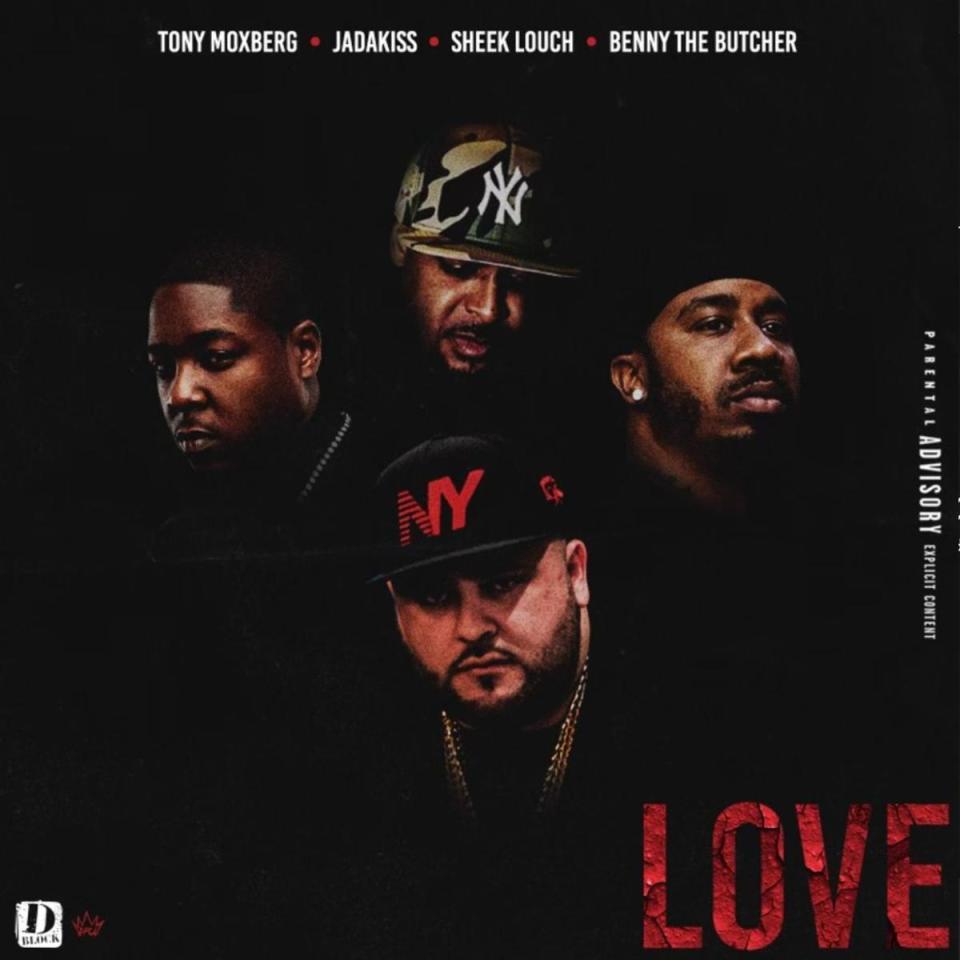 DOWNLOAD MP3: Tony Moxberg Ft. Jadakiss, Sheek Louch & Benny The Butcher – Love